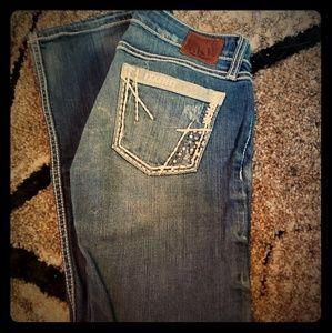 Womens BKE jeans